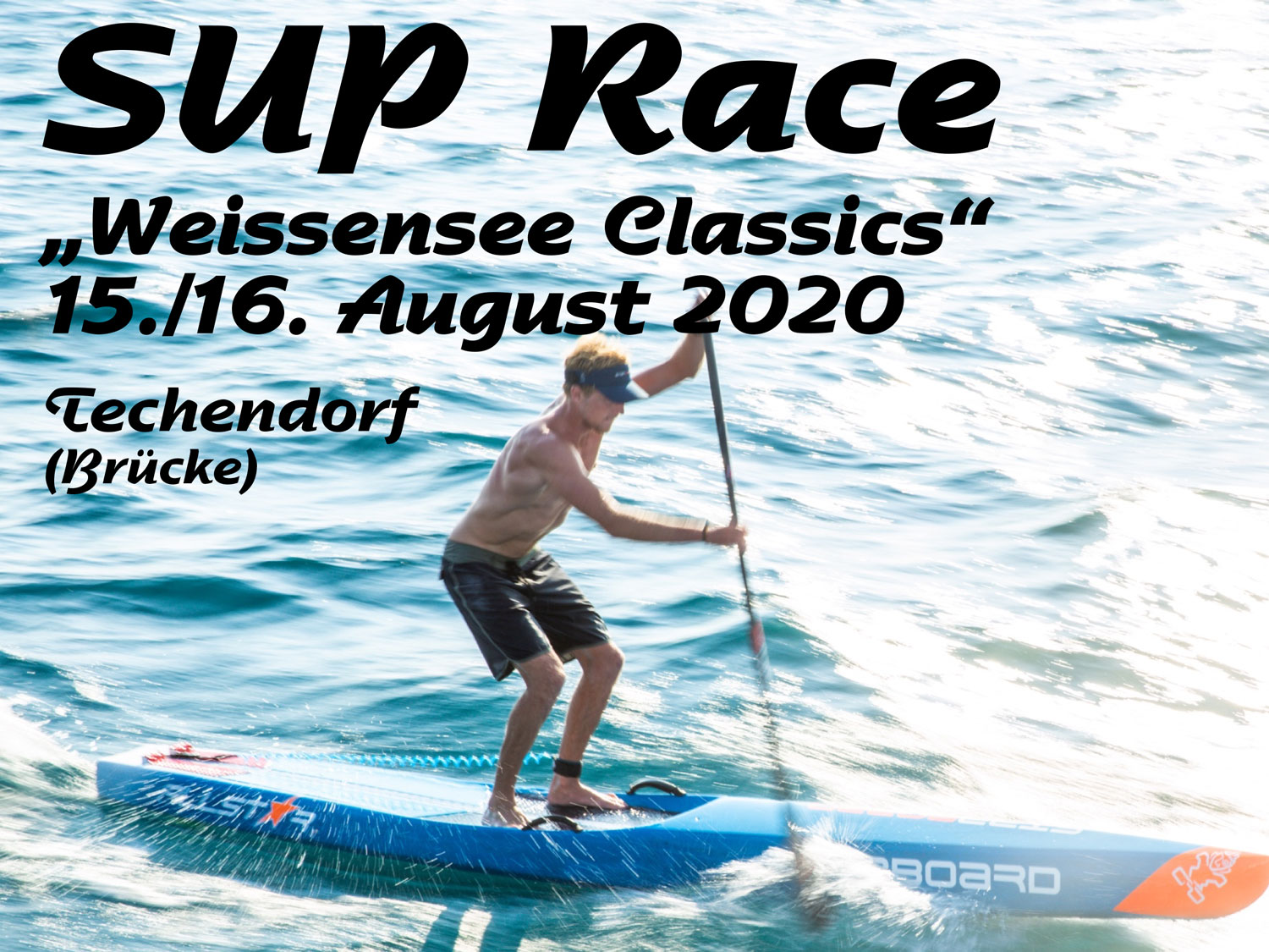 SUP Race Weissensee Classic, www.weissensee.news